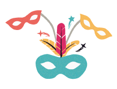 Entertainment illustration