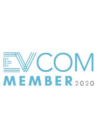 EVCOM Member affiliation logo